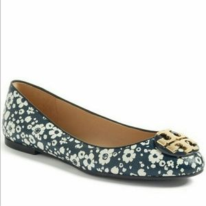 New Tory Burch Claire Ballerina Flats size 9